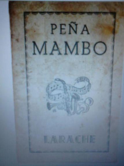 Carnet de la Peña Mambo de Larache