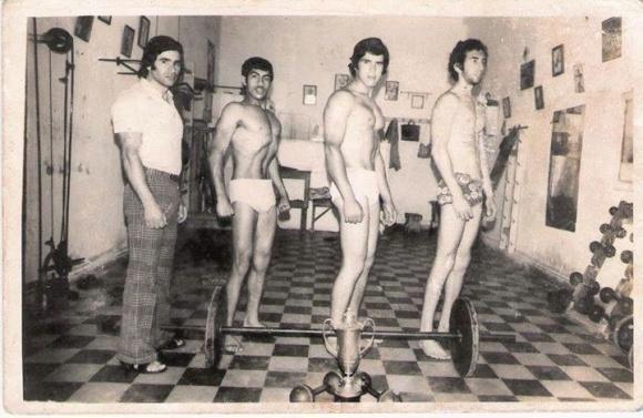 El gimnasio de Alí