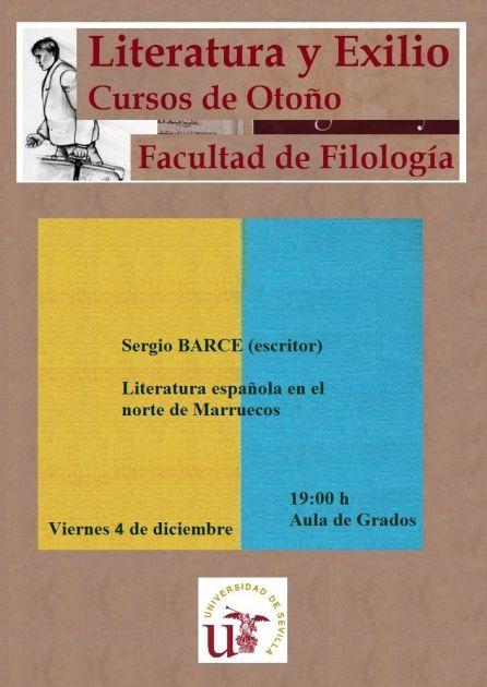 Literatura y Exilio - 4.12.15
