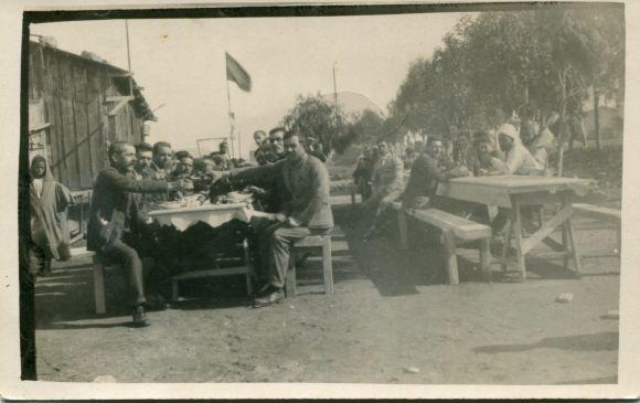 Mi bisabuelo en la construcción del tren Larache-Alcazarquivir