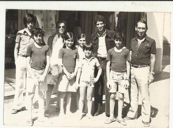 EL HACHMI YEBARI Y LA FAMILIA DELMAS