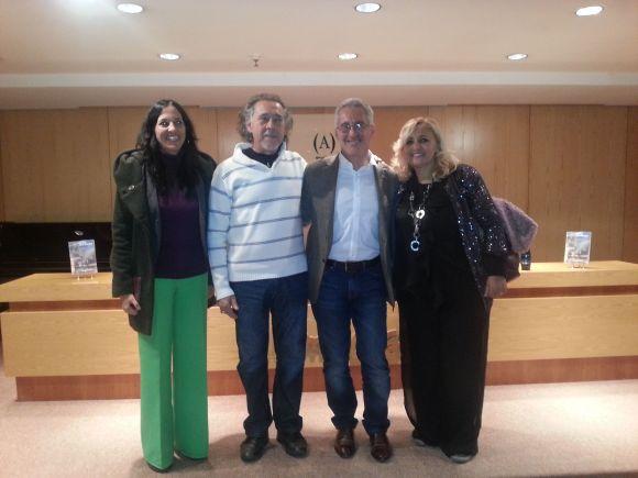 MÓNICA, PEDRO, SERGIO Y SARA