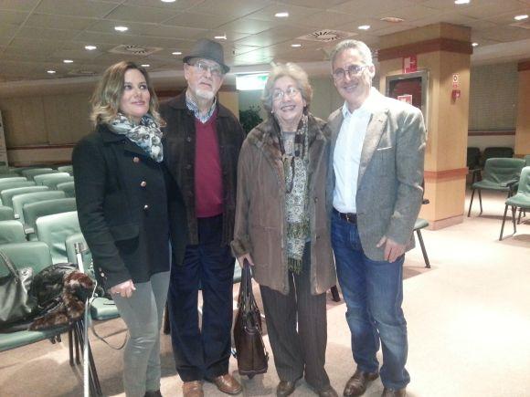 BERRY, JOSE LUIS, Mª CARMEN Y SERGIO