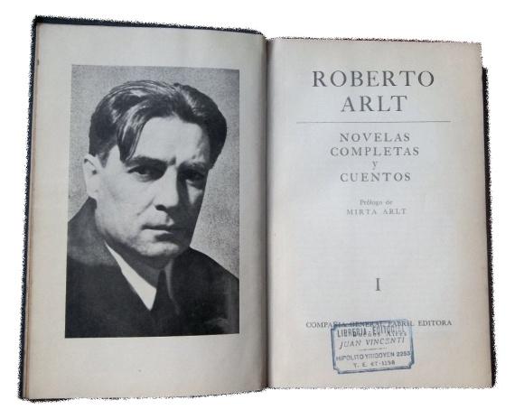 ROBERTO ARLT 1
