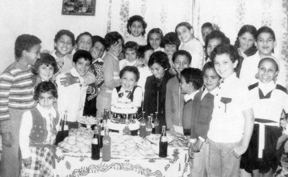 CUMPLEAÑOS DE ABDESLAM KELAI
