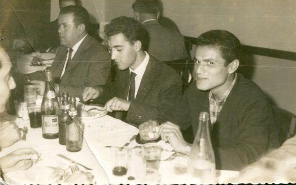 FERNANDO DELGADO, ANTONIO BARCE Y DUKALI