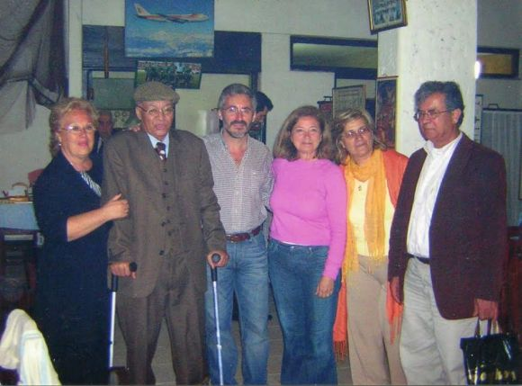 MARU GALLARDO, MOHAMED SIBARI, SERGIO BARCE, LOLA, ANGIE...