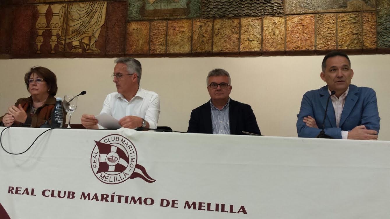 ENCARNA LEÓN, SERGIO BARCE, ANTONIO BRAVO Y JUAN BELLVER