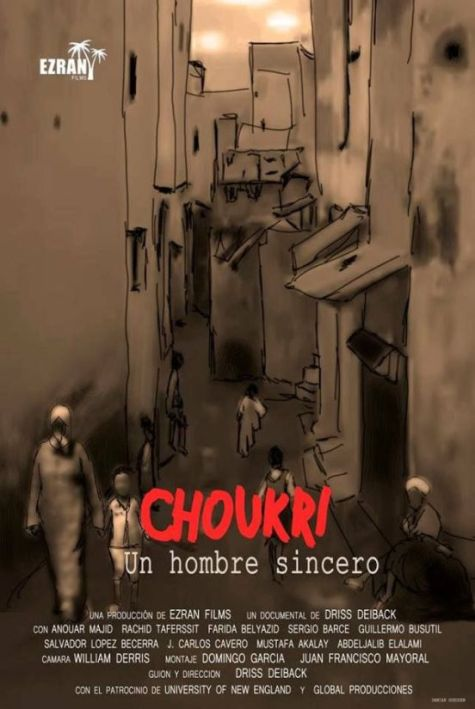 CHOUKRI, UN HOMBRE SINCERO