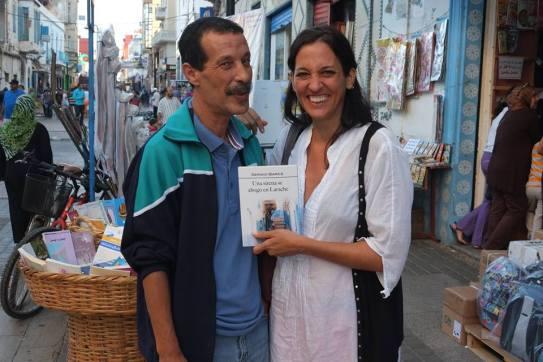 UNA SIRENA con... MORAD EL JAOUHARI y MÓNICA LÓPEZ