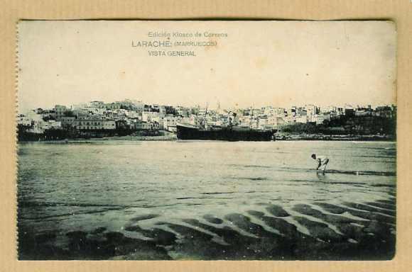 LARACHE EN EL AÑO 1928