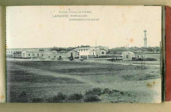 1928 - CAMPAMENTO DE NADOR, LARACHE