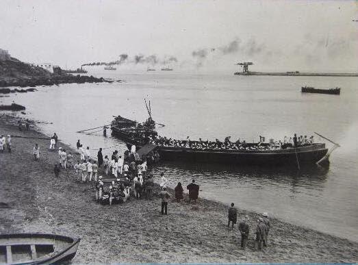 Larache - barcaza