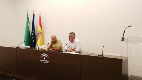 Miguel Torres López de Uralde y Sergio Barce