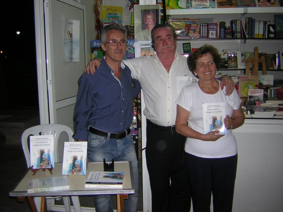 Sergio, Julio y Pilar