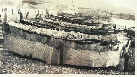 Barcas de Larache en 1925