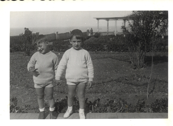 Balcón Atlántico de Larache - Sergio Barce y Antonio Abad
