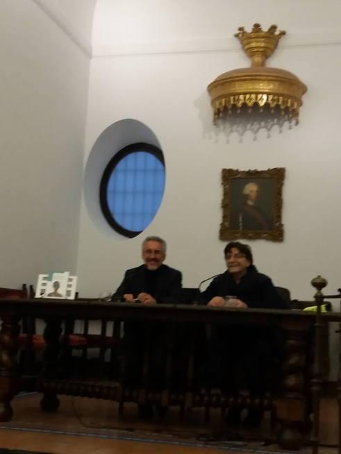 SERGIO BARCE y ANTONIO LOZANO