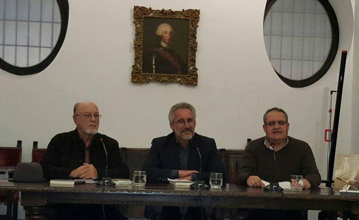 JOSE LUIS PÉREZ FUILLERAT, SERGIO BARCE y JESÚS OTAOLA