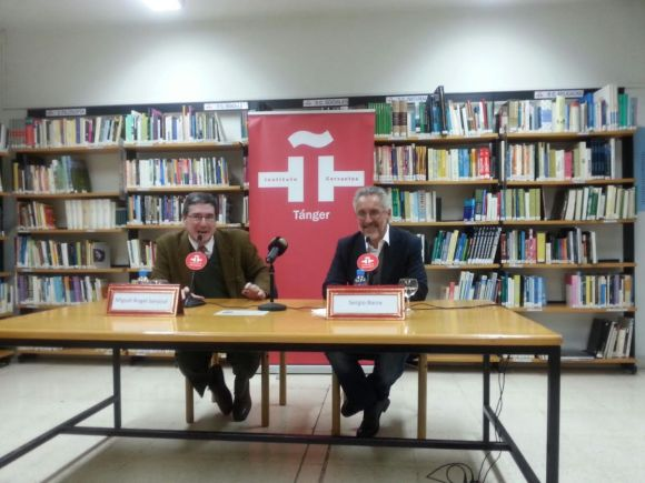 Miguel Ángel Sanjosé y Sergio Barce
