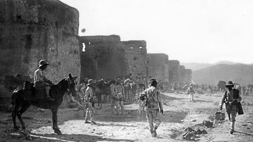 Alcazaba de Zeluán - 1909