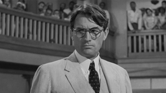 ATTICUS FINCH - GREGORY PECK