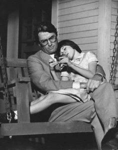 Atticus y Scout