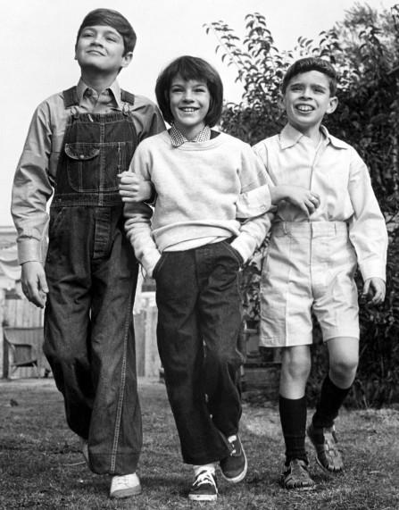 Jem, Scout y Harris
