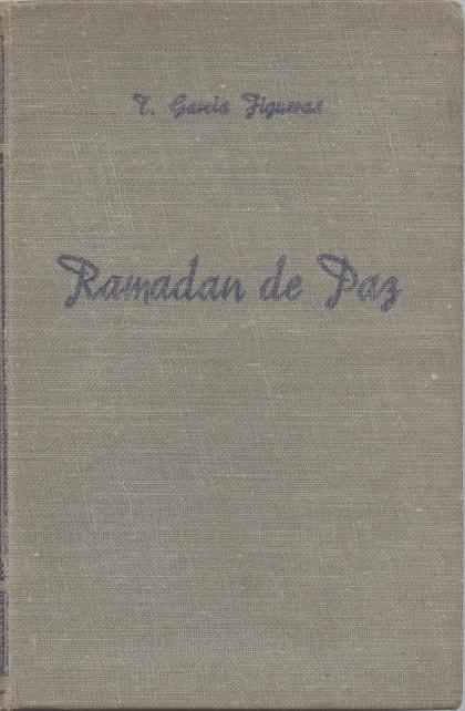 Ramadán de Paz portada