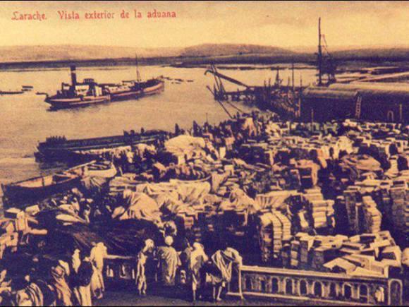 Aduana primeros de siglo XX