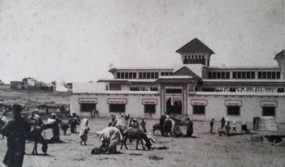 Mercado Central primeras imágenes