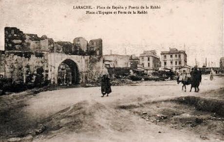 Plaza de España primeras imágenes