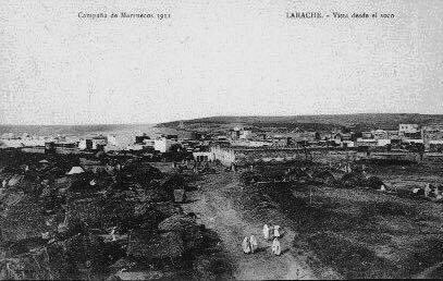 Afueras de Larache