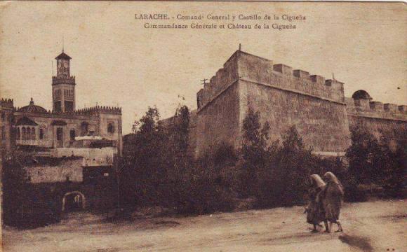 CASTILLO DE LA CIGÜEÑA