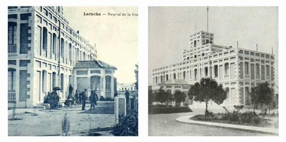 LARACHE Hospital de la Cruz Roja - Radio Larache