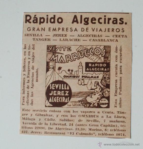 RÁPIDO ALGECIRAS