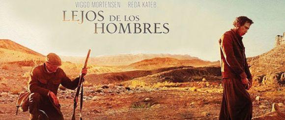 LEJOS DE LOS HOMBRES cartel