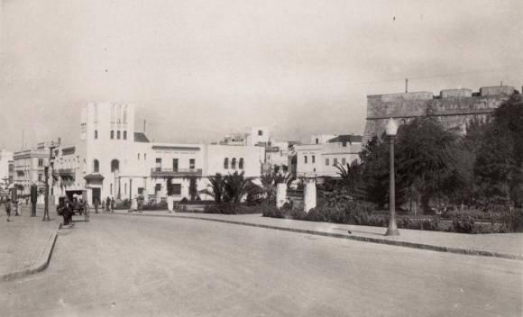 AVENIDA GENERALISIMO - MOHAMED V