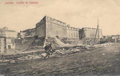 Castillo de Nuestra Señora de Europa - Larache