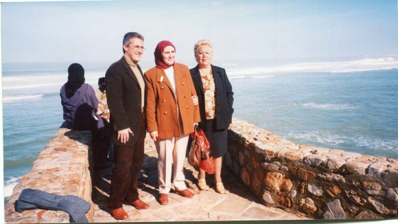 Asilah - con mis madres