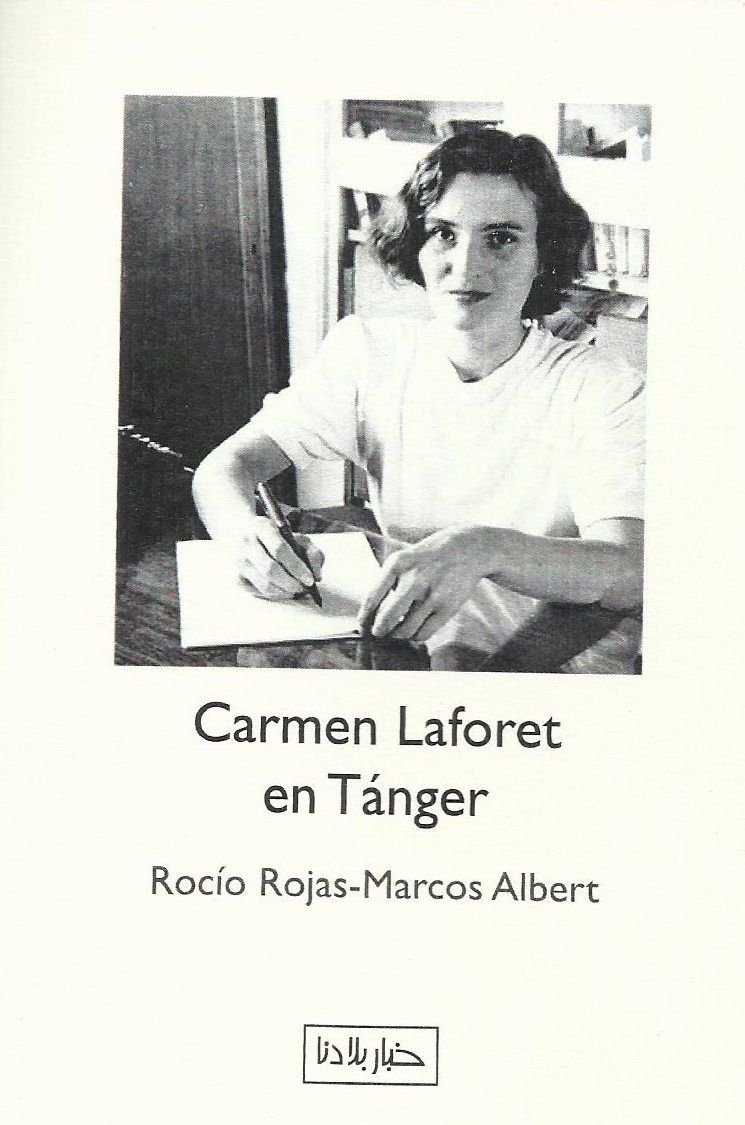 Carmen Laforet en Tánger