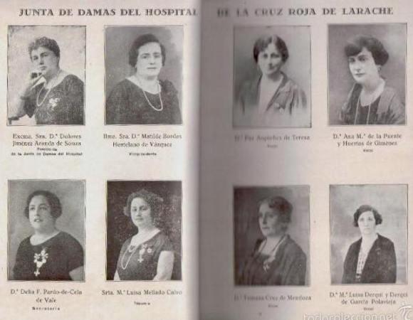 hospital cruz roja larache - junta de damas