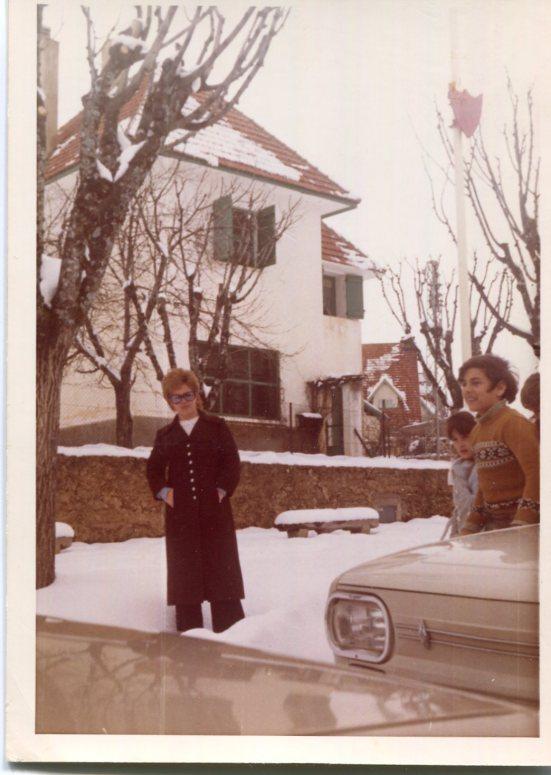 Ifrane - mi madre y Miguel A