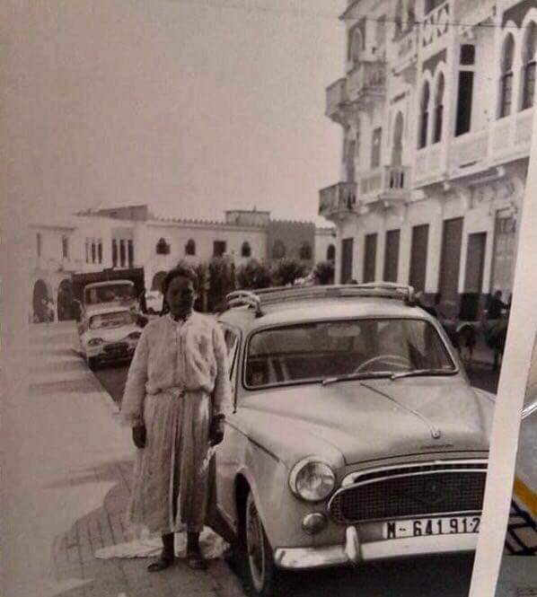 vehículo en mulay ismail