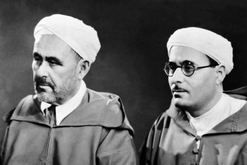 1948 - Abdelkrim y su hermano