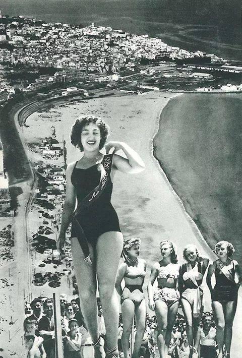 Miss Tanger 1951
