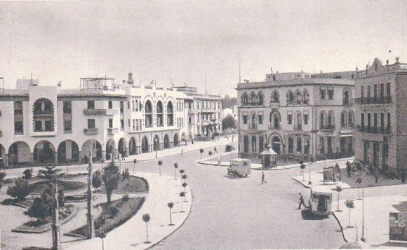 Plaza de España 1