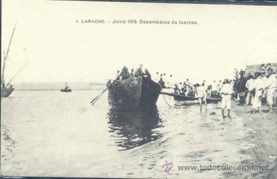 Larache 1913