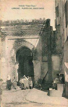 Puerta del Zoco Chico