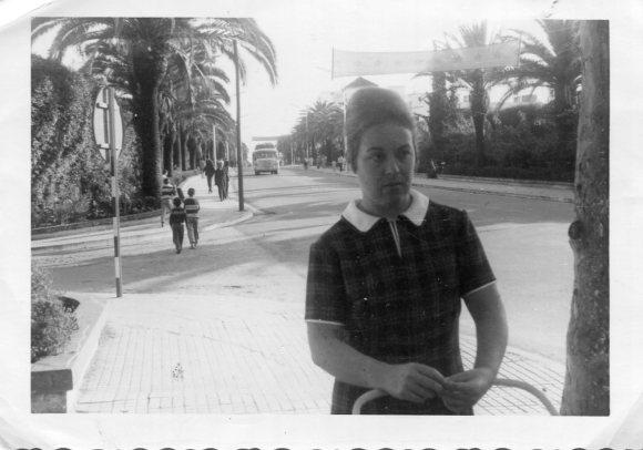 Larache avenida Mohamed V - Maru